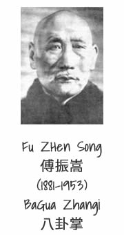 Fu Zhen Song one of the five northern masters