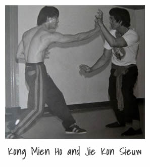 Kong Mien Ho and Jie Kon Sieuw