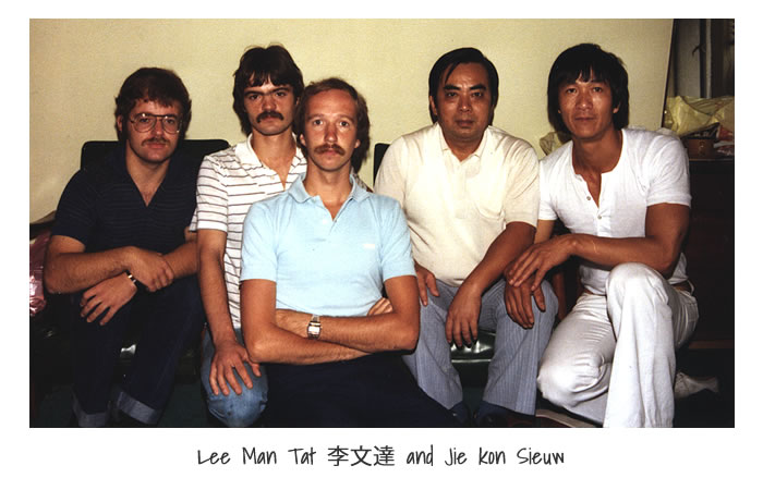Jie Kon Sieuw and Lee Man Tat